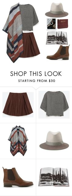 """N°73"" by yellowgrapes ❤ liked on Polyvore featuring Zara, Topshop, rag & bone, Dune, Assouline Publishing and Rebecca Minkoff"