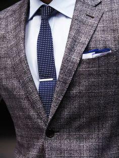 The Tie Guy #fashion // #men // #mensfashion: