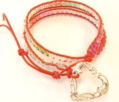 Chan Luu bracelet par Batinetteshop sur Etsy