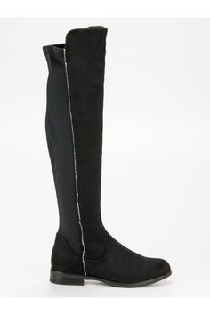 Kozačky na plochom podpätku Bestelle Riding Boots, Platform, Shoes, Fashion, Wedge, Zapatos, Moda, Shoes Outlet, La Mode
