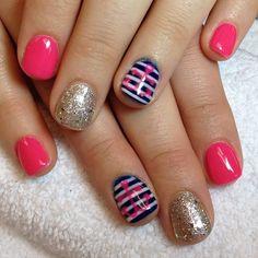 Instagram photo by tinnnnnanguyen #nail #nails #nailart