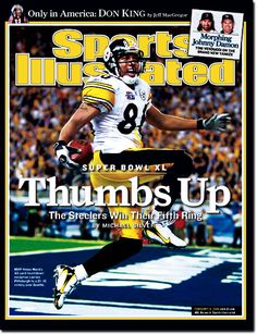 February 13, 2006 - The Pittsburgh Steelers, Superbowl XL Champions.