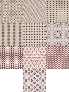 Revestimento Cerâmico Eliane Patchwork Grafismo - Elevato
