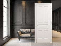 Promocje - Garderoby | drzwi na wymiar, drzwi nowoczesne, drzwi wewnętrzne, kuchnie na wymiar, meble kuchenne, szafy wnękowe Armoire, Tall Cabinet Storage, Doors, Furniture, Design, Home Decor, Interior Door, Google, Projects