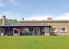 Seratti y Saviotti Arquitectos - Casa estilo clásicaro campo argentino - PortaldeArquitectos.com