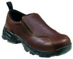 Nautilus Safety Footwear N1620 Steel Toe Slip-On