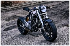 Ducati S2R 800 - 'Duc Soup' - Pipeburn - Purveyors of Classic Motorcycles, Cafe Racers & Custom motorbikes