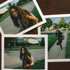First day of middle school. Leyla leaves so early but is on the bus and on her way to new adventures.  Natalia tomorrow. Shot on my #polaroid #land450 and #fp100c #film. #filmisnotdead