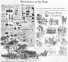 """""""Christmas at The Cape""""   From The Cape Journal, December 19…   Flickr Chapter 3, Cape, December, Journal, Christmas, Mantle, Xmas, Cabo, Navidad"""