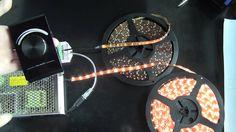 Idealny dla oświetlenia sufitów napinanych .  Ściemniacz LED E-TECHNOLOGIA z możliwością regulowania temperatury barwowej oraz ściemniania i rozjaśniania białego światła LED.