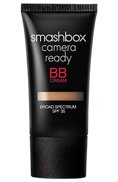 Smashbox Camera Ready BB Cream Broad Spectrum SPF Wonder why models in our L. photo studio hoard this miracle-worker BB cream? It cuts down on prep time and instantly creates even, radiant skin. Beauty Make-up, Beauty Secrets, Beauty Hacks, Hair Beauty, Beauty Products, Beauty Essentials, Natural Beauty, Beauty Balm, Natural Makeup