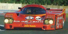 Porsche 956 T Marts #34 1984)