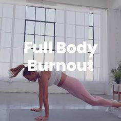 Body Burnout Killer burnout style moves, no equipment required. Check full workout classes on FitOn!Killer burnout style moves, no equipment required. Check full workout classes on FitOn! Fitness Workouts, Fitness Herausforderungen, Sport Fitness, At Home Workouts, Health Fitness, Body Weight Workouts, Full Body Workouts, Workout Body, Exercise Workouts