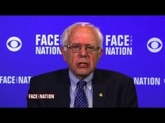 Bernie Sanders explains how he's different from Hillary Clinton