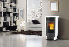 pellet stove can be easily installed Pellet Stove, Showroom, Home Appliances, Wood, Castilleja, Design, Home Decor, Home, Sevilla