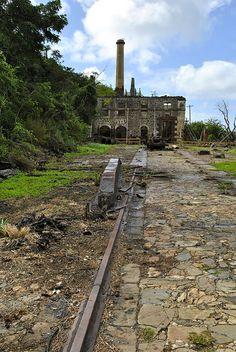 Hassel Island Ruins, Charlotte Amalie, St. Thomas via gocaribbean.about.com