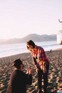 Surprise Marriage Proposal in San Francisco