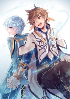 tales of zestiria | Tumblr