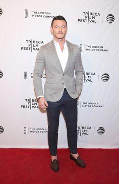 Luke Evans - 'High-Rise' Premiere - 2016 Tribeca Film Festival - April 20, 2016