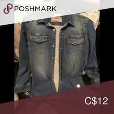 Zara jean shirt (boys) In excellent condition, only worn a few times. From a smoke and pet free home. Zara Shirts & Tops Button Down Shirts Zara Shirt, Zara Jeans, Denim Button Up, Button Up Shirts, Plus Fashion, Fashion Tips, Fashion Design, Fashion Trends, Boys Jeans