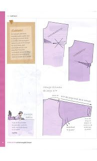 Costura,Patrones y mucho mas: Libro de Oro Hermenegildo Pekinese, Learn To Sew, How To Make, Sewing Techniques, Sewing Clothes, Pattern Making, Hermes, Crochet, Blog