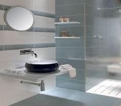 New Ideas Towels Bathroom Tile Showers Glass Showers Bricks Duck Egg Blue
