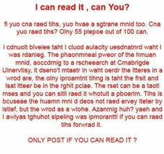 Can someone please read this really quickly!?