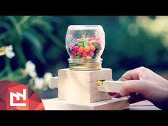 Distributeur de bonbons | La Fabrique DIY