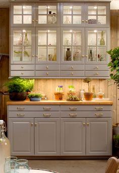 Bodbyn Kitchen In Grey
