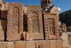 Armenian cross- 'Khachkar'