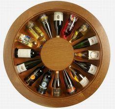 round wooden wine storage design ideas, Photo  round wooden wine storage design ideas Close up View.