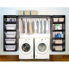 Shop 83508 John Louis Home Goods – Laundry Room İdeas 2020 Room Organization, Laundry Closet, Room Storage Diy, Laundry, Laundry Organization, Small Rooms, Room Makeover, Laundry Room Storage, Room Design