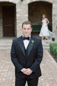 Classy classic tuxedo! #wedding #groom