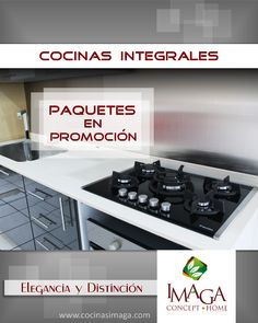 Paquetes en Promoción, Cocinas Imaga