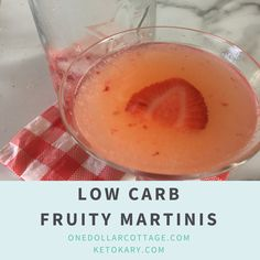 Low Carb Fruity Mart