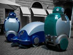 Design a Bot activity introduces kids the basics of robotics