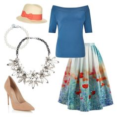 """""""Untitled #95"""" by allisonalbright on Polyvore featuring Tiffany & Co., Monsoon, Chicwish, Somerset by Alice Temperley, John Lewis and Lipsy"""