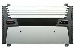 Boston Acoustics GT-475 4-channel car amplifier -- 75 watts RMS x 4 by Boston Acoustics. $149.95. GT Reference Series 4-Channel Amplifier RMS Power Rating(CEA-2006-A):      4 ohms: 75 watts x 4 chan.     2 ohms: 120 watts x 4 chan.     Bridged, 2 ohms: 250 watts x 2 chan.  Mixed Operation Power Rating (CEA-2006-A):      4 ohms: 75 watts x 2 chan.     2 ohms: 250 watts x 1 chan.     RMS Power Rating(12V):         4 ohms: 65 watts x 4 chan.         2 ohms: 200 watts x...