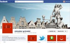 facebook Gründernetzwerk Münster, editing
