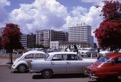 1966: Nairobi. Nairobi City, Kenya Nairobi, Vintage Photographs, Vintage Photos, Mombasa, Chiaroscuro, East Africa, Africa Travel, Historical Photos