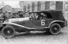 LE MANS 1926 - Lorraine Dietrich B3-6  #6 - Robert Bloch  André Rossignol
