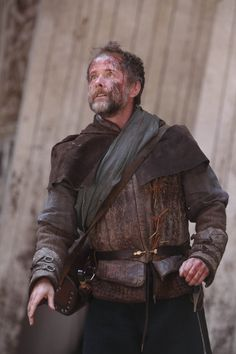 Billy Boyd as Banquo, Macbeth, Globe Theatre, Bankside, London, England 10th August 2013