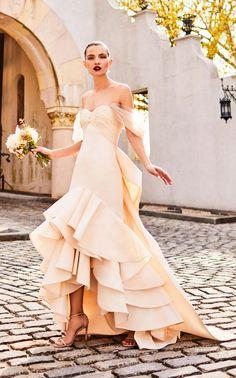 The Noches De Andalucía Dress by JOHANNA ORTIZ for Preorder on Moda Operandi
