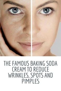 Baking Soda Face, Baking Soda Scrub, Face Wrinkles, Face Skin Care, Health And Beauty Tips, Best Beauty Tips, Beauty Ideas, Beauty Hacks, Tips Belleza