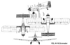 RC plans & instructions PIPER PA36 PAWNEE BRAVE 300