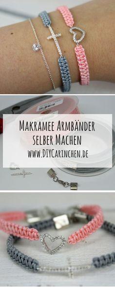 -Anzeige- DIY Makramee Armbänder selber knüpfen - mit dieser Schritt für Schritt Anleitung und Silverbell klappt es auf jeden Fall: DIY, Basteln, Selbermachen, Makramee, Schmuck, Armband, Geschenkidee, Geschenk, Anleitung, Tutorial #Bastelidee #DIY #Basteln #Selbermachen #Makramee #Schmuckselbermachen #Geschenk #Geschenkidee #Anleitung #Tutorial