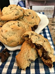 Joanna Gaines' Chocolate Chip Cookies