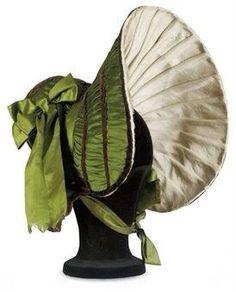 Bonnet c. 1820