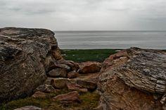 Hilbre Island, Irish sea