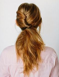 Idée coiffure naturelle